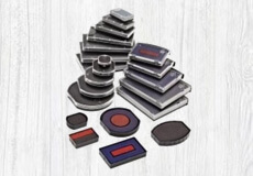 Self Inking Stamp Ink Pads