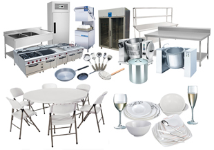 Catering Equipment and Supplies