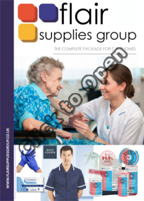 Care Home Supplies Sample Range
