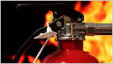 Fire Extinguisher & Fire Warden Training