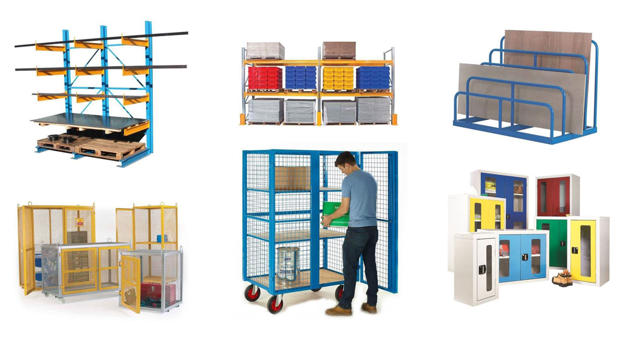 Shelving & Storage Products